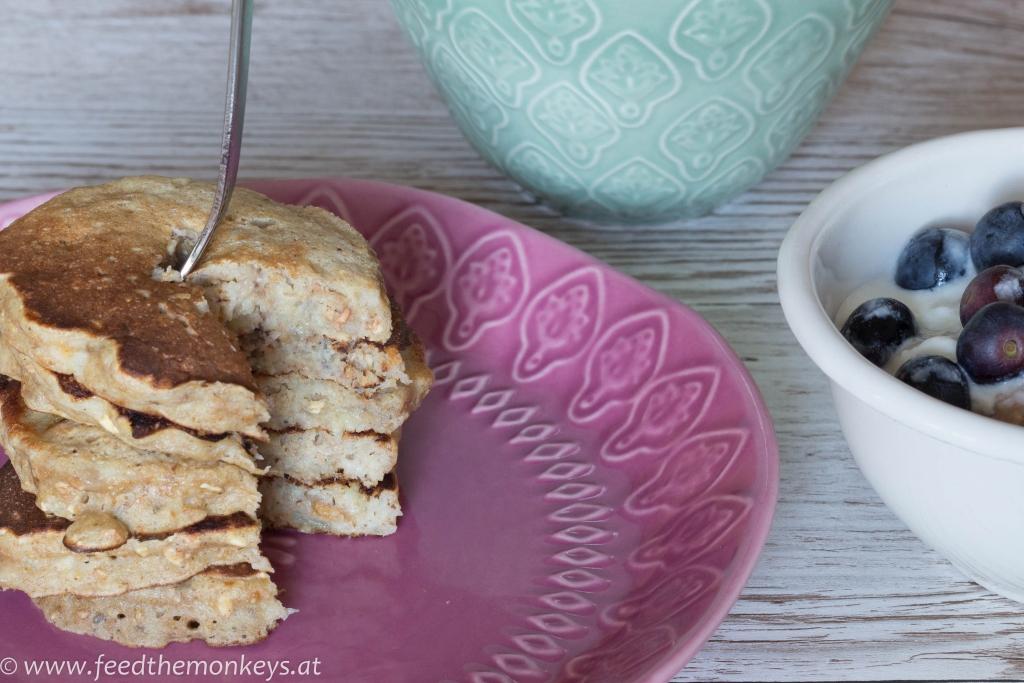 granolapulver-pancakes-porridge