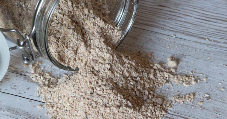 Wenn es schnell gehen muss in der Früh – Granolapulver