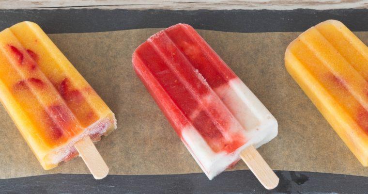 Eis am Stiel – meine gesunde Sommerschleckerei